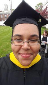 Gradation from grad school