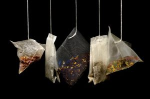 Various Tea Bags