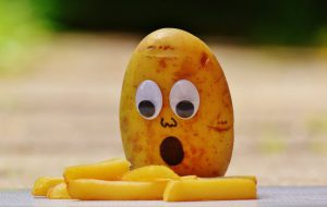 Shocked Potato