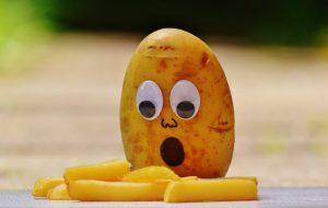 Shocked Potato