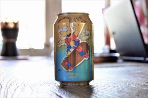 Simpsons soda