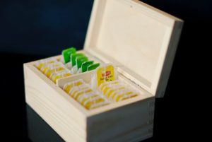 Lipton Tea Chest