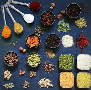 Varied Spices