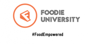 Foodie University Logo Three